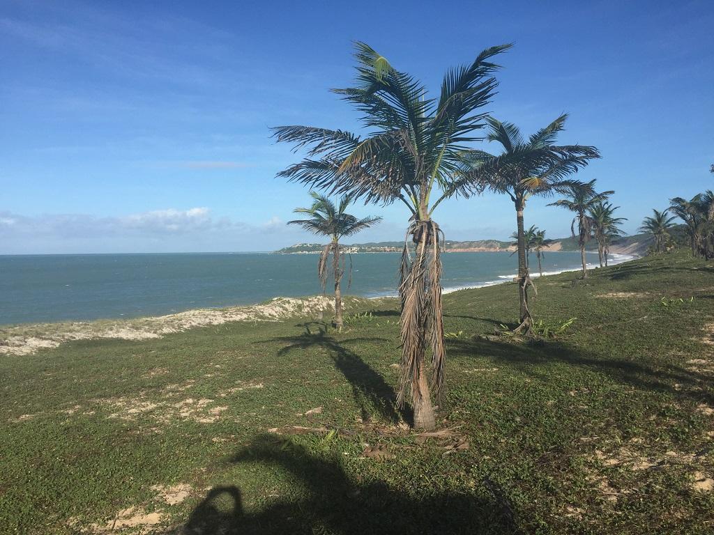 Vista geral da Baía Formosa