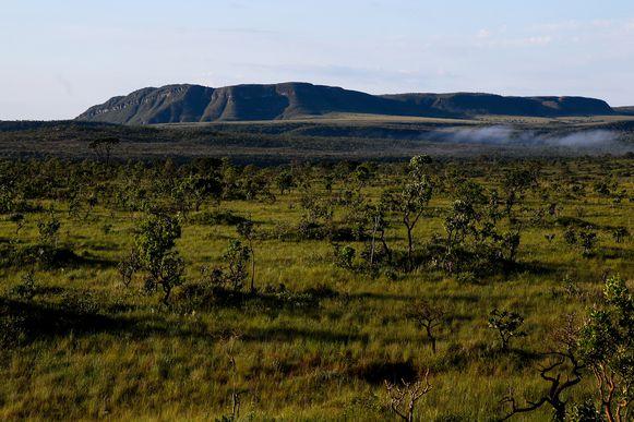 Alto Paraíso (GO) - Parque Nacional da Chapada dos Veadeiros, no município de Alto Paraíso (Marcelo Camargo/Agência Brasil)