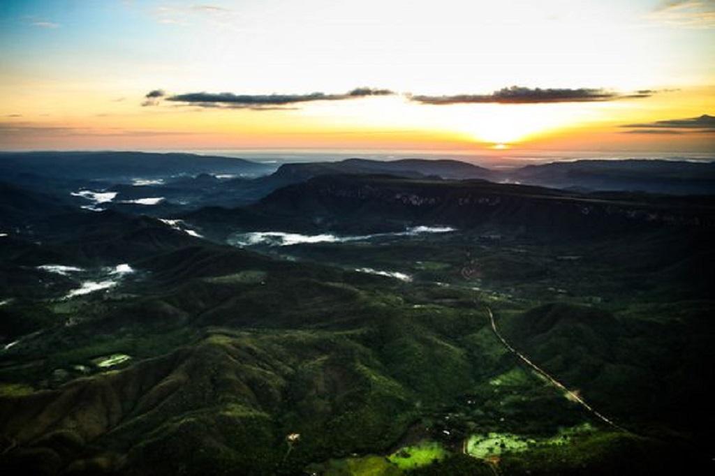 Alto Paraíso (GO) - Vista de área pertencente à proposta de ampliação do Parque Nacional da Chapada dos Veadeiros, no município de Alto Paraíso (Marcelo Camargo/Agência Brasil)