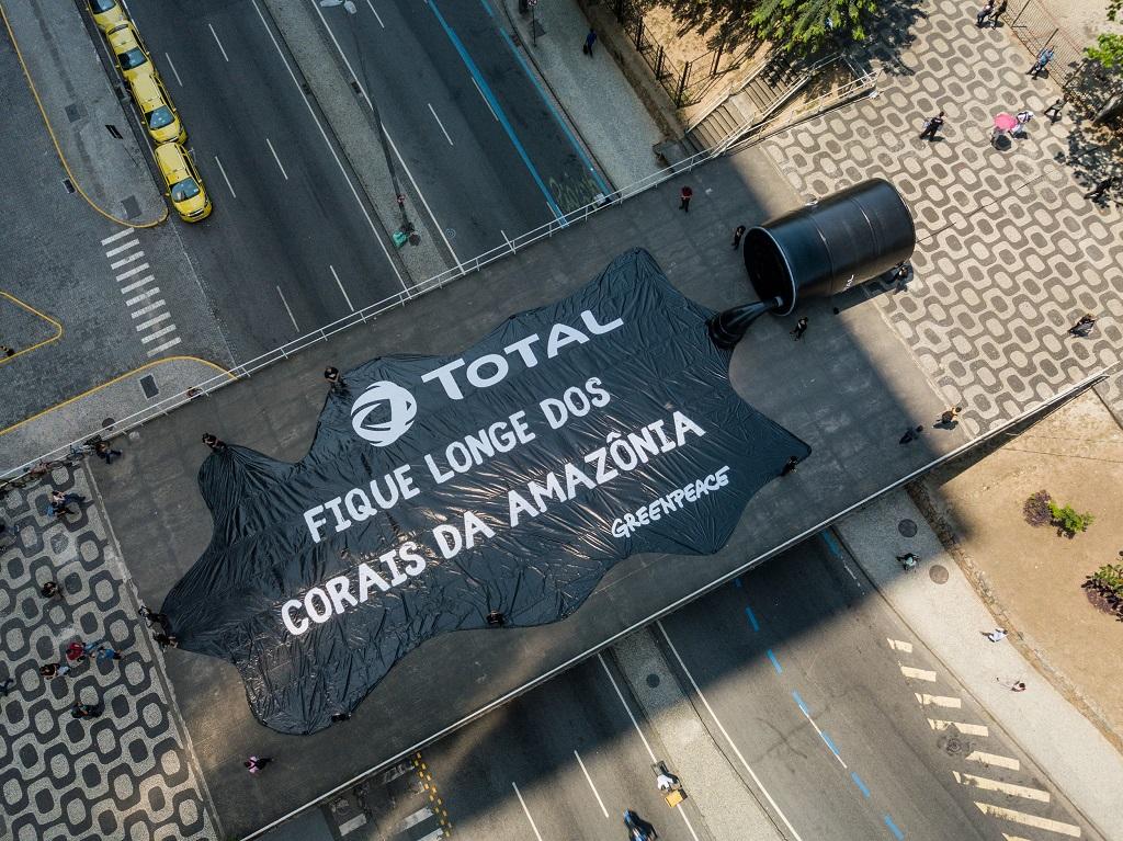 Foto - Fernanda Ligabue/Greenpeace