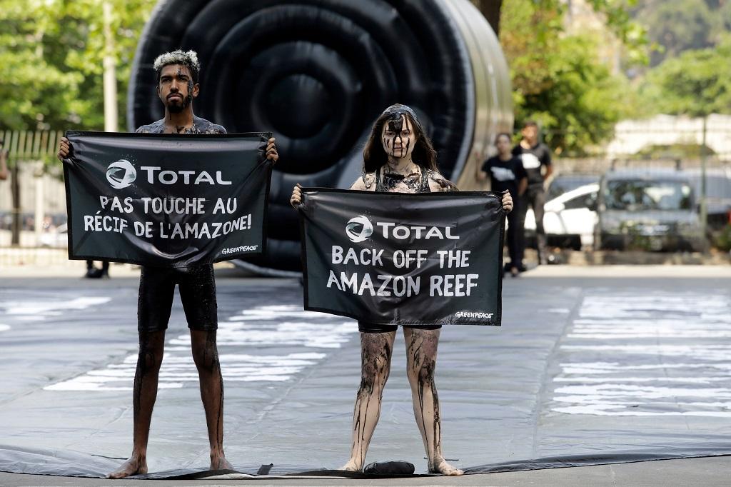 Foto - João Laet/Greenpeace