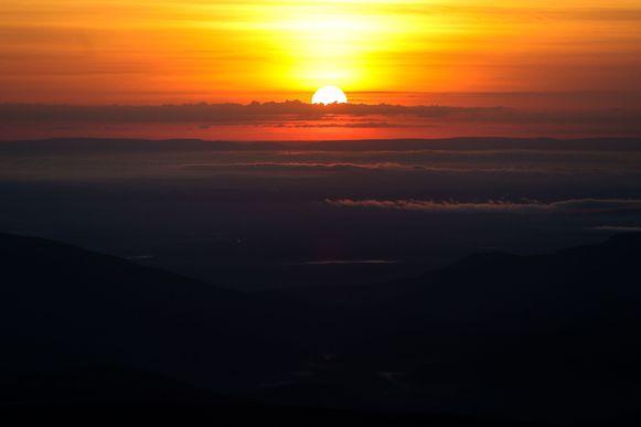 Alto Paraíso (GO) -  Amanhecer no Parque Nacional da Chapada dos Veadeiros (Marcelo Camargo/Agência Brasil)